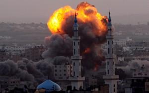 ++ MO:GAZA;UCCISO BIMBO 18 MESI,GRAVI FRATELLI 4 E 5 ANNI ++